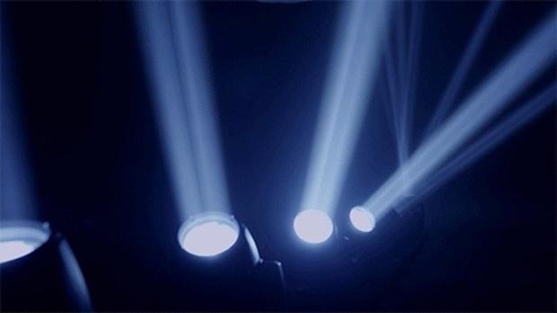 lightbeams